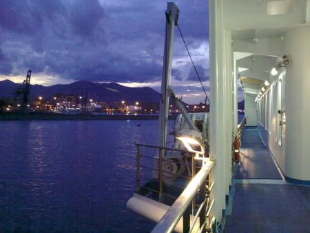 Palermo, porto