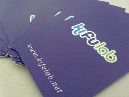 Kifulab, cards