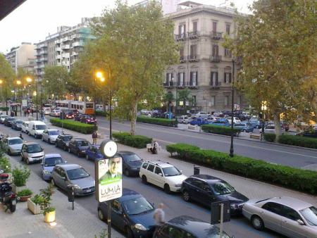 Palermo, via Libertà