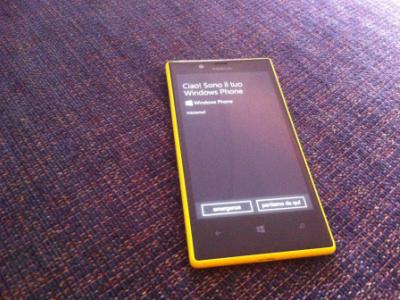 Ho provato un Nokia Lumia dopo due anni di iPhone e...