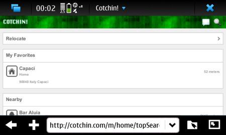 Cotchin! - venue