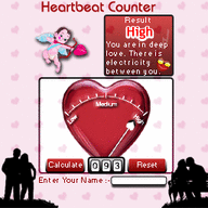 Heartbeat Counter