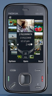 Nokia N86 8MP???