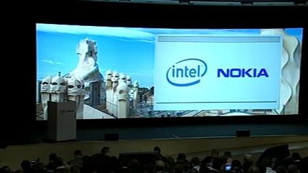 Conferenza congiunta Nokia - Intel a Barcellona