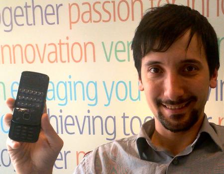 Nokia N86 8MP e Tony Siino