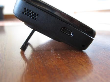 Nokia N900 - lato