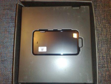 Nokia N900 - nella scatola