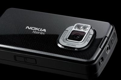 Nokia N96 black