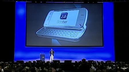 N97 con firmware 2.0 a ottobre