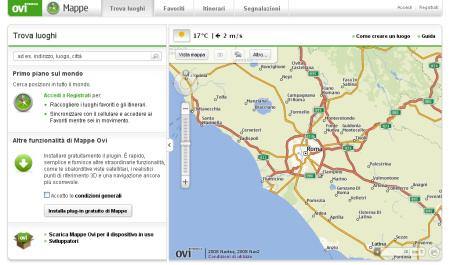 Mappe di Ovi