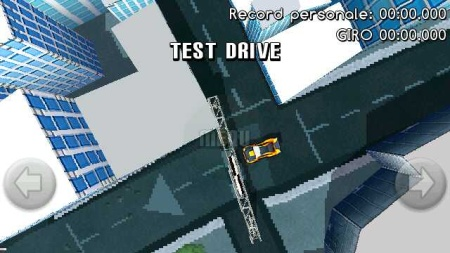 Ovi Maps Racing - test drive