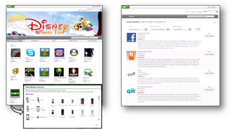 Aggiornamento per Ovi Store - desktop