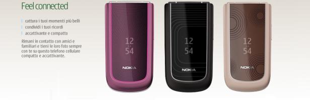 Presentato il Nokia 3710 fold