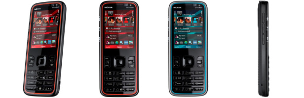 Presentato il Nokia 5630 XpressMusic