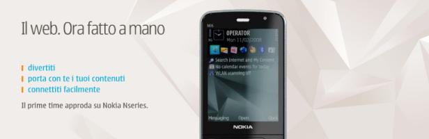 Nokia N96 adesso anche in nero