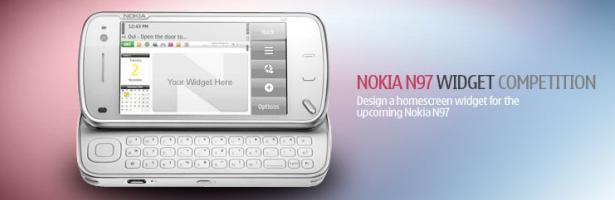 Partita la widget competition per il Nokia N97