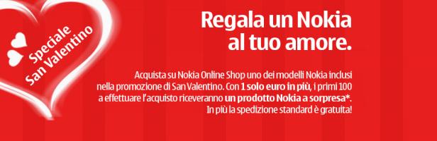 San Valentino su Nokia Shop e Ovi Store
