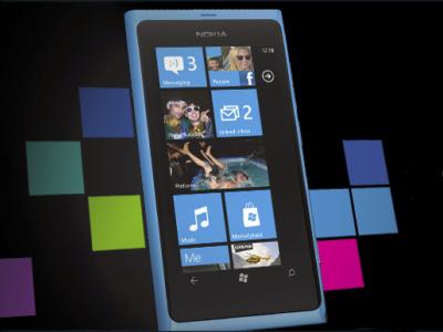Nokia Lumia 800 e 710